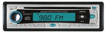 2002-2006 Mini Cooper Legacy AM/FM-MPX Auto Loading CD Player w/ Detachable Face