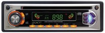 All Jeeps (Universal), All Vehicles (Universal) Legacy AM/FM-MPX CD Player w/Detachable Face