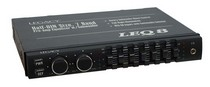 2008-9999 Jeep Liberty Legacy 7 Band Pre-Amp Equalizer w/Subwoofer Boost Control