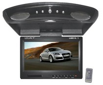 "2002-2005 Honda Civic_SI Legacy 9"" High Resolution TFT Roof Mount Monitor w/ IR Transmitter & Wireless Remote Control"