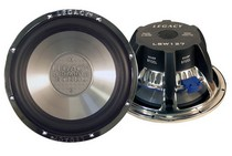 "1993-1997 Mazda Mx-6 Legacy 12"" 2000 Watt Legacy Steel Series Woofer"