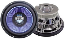 "1993-1997 Mazda Mx-6 Legacy 10"" 800 Watt Blue Diamond Subwoofer"