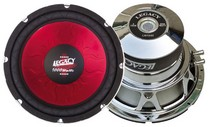"1993-1997 Mazda Mx-6 Legacy 10"" 1000 WattLegacy Red Series Subwoofer"
