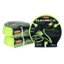 "1978-1990 Plymouth Horizon Legacy Manufacturing Flexzilla Zilla Green 3/8"" x 35' Air Hose With 1/4"" Threads"