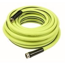 "2000-2007 Ford Taurus Legacy Manufacturing Flexzilla Water Hose, 5/8"" x 100' With 3/4"" Thread"