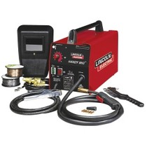 2004-2006 Chevrolet Colorado Lincoln Electric Welders Handy MIG Welder