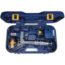 Universal (All Vehicles) Lincoln Lubrication 12 Volt Cordless ® Grease Gun With Battery Kit