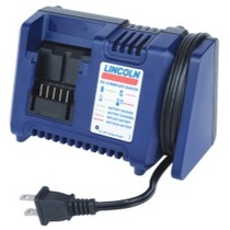 Universal (All Vehicles) Lincoln Lubrication 18 Volt Lithium Ion Battery Charger