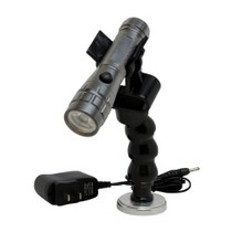 2007-9999 Audi RS4 Lisle Rechargeable LED Flashlight With Flex Mag Holder