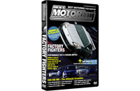 1997-2001 Infiniti Q45 DVD - Best Motoring Vol 12 - Factory Fighters