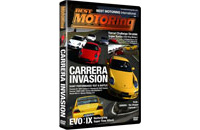 1997-2001 Infiniti Q45 DVD - Best Motoring Vol 14 - Carrera Invasion