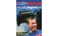 1997-2001 Infiniti Q45 DVD - Colin McRae Rally Legend