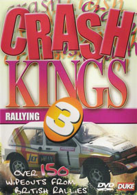 1997-2001 Infiniti Q45 DVD - Crash Kings Rallying 3