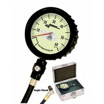 1997-2004 Chevrolet Corvette Longacre Magnum™ Tire Gauge 0-60 by 1 lb with Angle Chuck