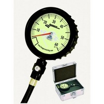 1987-1995 Land_Rover Range_Rover Longacre Magnum™ Tire Gauge 0-60 by 1 lb with Ball Chuck