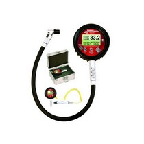 1980-1987 Audi 4000 Longacre Temperature Compensated Digital Tire Pressure Gauge with Case