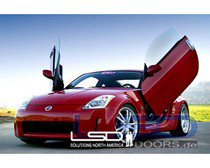 Chrysler Crossfire Vertical Doors At Andy S Auto Sport