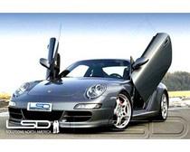 Porsche 911 Vertical Doors At Andy S Auto Sport