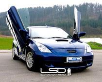 Toyota Celica Vertical Doors At Andy S Auto Sport