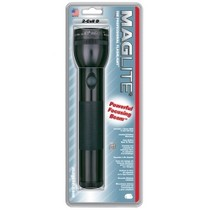"1998-2000 Mercury Mystique Mag instrument MagLite® 2 ""D"" Cell Flashlight, Black"