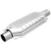 All Vehicles (Universal) Magnaflow Large Oval Universal Catalytic Converter - 2.25