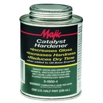 2007-9999 Mazda CX-7 Majic Catalyst Hardener - .5 Pint