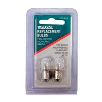 1987-1995 Land_Rover Range_Rover MaKita 7.2V Flashlight Bulbs to fit ML700 and ML702