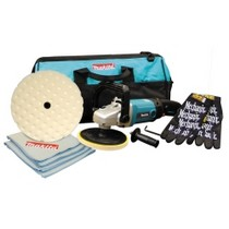 "1997-2001 Cadillac Catera MaKita 7"" Polisher Value Pack Kit With Tool Bag"