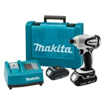 2004-2008 Ford F150 MaKita 18 Volt Lithium Ion Cordless Compact Impact Driver Kit