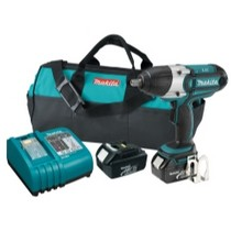 "1993-1997 Eagle Vision MaKita 18 Volt LXT Lithium Ion 1/2"" Drive Cordless Impact Wrench"