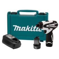 "1997-1998 Honda_Powersports VTR_1000_F MaKita 12V Max Lithium Ion Cordless 1/4"" Hex Driver Drill Kit"