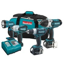 1998-2000 Geo Prizm MaKita 18 Volt LXT Lithium Ion Automotive Combo Kit