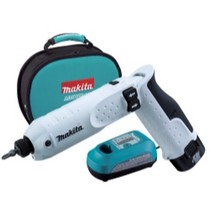 1989-1992 Ford Probe MaKita 7.2 V Lithium Ion Cordless Impact Screwdriver Kit