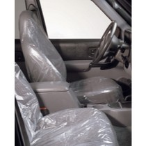 1967-1969 Pontiac Firebird Marson ® KWIKEE Disposable Plastic Seat Covers - 125 per Box
