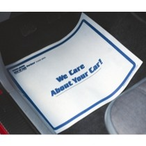 2002-2006 Mini Cooper Marson ® KWIKEE Disposable Paper Floor Mats - 250 per Box