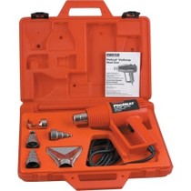1998-2000 Volvo S70 Master Appliance Proheat® Varitemp Heat Gun With 5 Attachments and Case