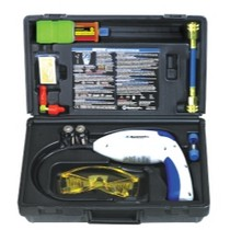 2009-9999 Toyota Venza Mastercool Complete Electronic Leak Detector With UV Light and 10 Application Dye Kit