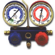 1967-1969 Pontiac Firebird Mastercool 2-Way Manifold Gauge