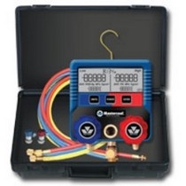 1991-1996 Saturn Sc Mastercool intelligent Digital Manifold Gauge Set