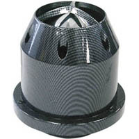 1980-1987 Audi 4000 Matrix Air Filters - Tornado I (Carbon Fiber)