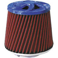 1980-1987 Audi 4000 Matrix Air Filters - Tornado II (Blue)