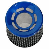 1986-1995 Mercedes E-Class Matrix Air Filters - Phase-II Checkered (Blue)