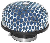 1980-1987 Audi 4000 Matrix Air Filters - Octagon Mushroom (Blue)