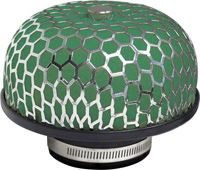 1980-1987 Audi 4000 Matrix Air Filters - Octagon Mushroom (Green)