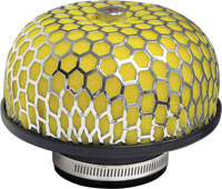 1980-1987 Audi 4000 Matrix Air Filters - Octagon Mushroom (Yellow)