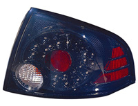 04-06 SENTRA Maxzone Tail Lights - LED Carbon
