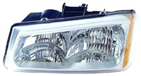 1999-2006 Chevrolet Silverado Maxzone Headlights - Chrome