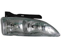 95-99 Chevrolet Cavalier Maxzone Headlights - Diamond