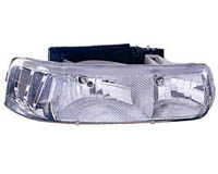 1999-2006 Chevrolet Silverado Maxzone Headlights - Diamond