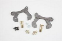 1961-1964 Chevrolet Impala McGaughys Disc Brake Brackets For Stock Spindles - Front (Must Be Purchased With McGaughy's Rotor Kit #63201)